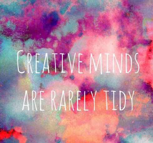 Tidy creative